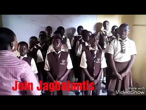 JAGBAJANTIS (Sound Sultan) Remix version by Jadof College Choir