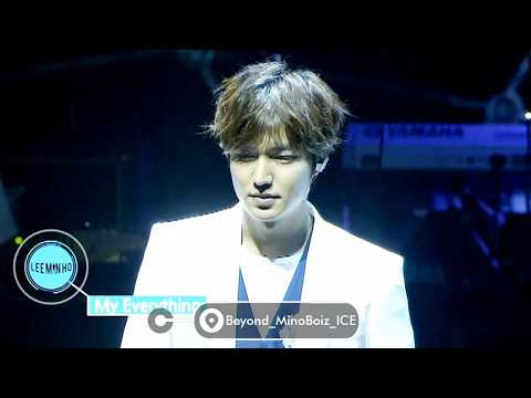 """20130525【OFFICIAL】Lee Min Ho """"My Everything Tour In Seoul"""" - """"My Everything"""""""