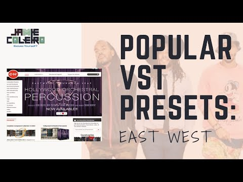 EastWest Preset: Pac Div - Posted [I Found those VST Presets #14]