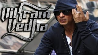 Shahrukh Khan For Hindi Remake Of Tamil Film Vikram Vedha