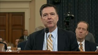 FBI's Comey Says He Has No Info to Support Trump Tweets