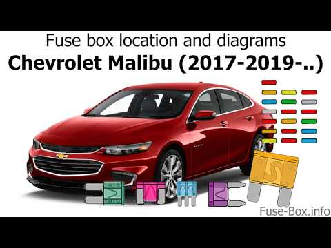 chevy volt fuse box fuse box location and diagrams chevrolet malibu  2017 2019  fuse box location and diagrams