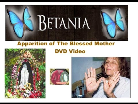 Betania    Approved Apparitions of Our Lady