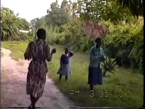 Touring homes and places in Harare - film by Jack Menashe 1989