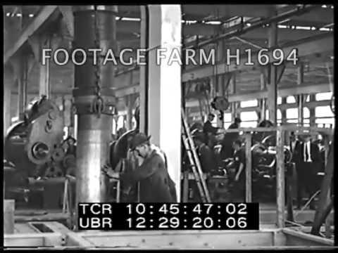 WWI Ordnance Material H1694-05 | Footage Farm