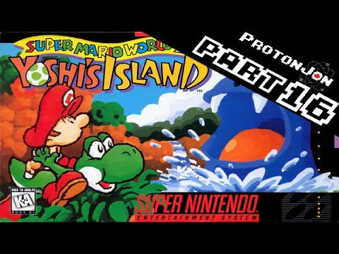 Yoshi's Island Part 16 - Touch Chompy, Get Bodied