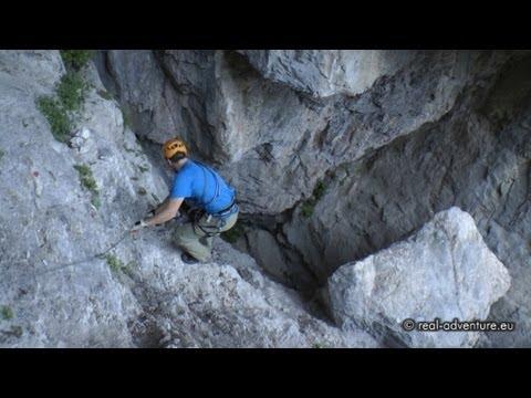 Klettersteig Odenwald : Künstler klettersteig am gardasee der ferrata geheimtipp