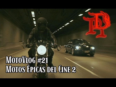 Motos Épicas del Cine 2  #AltoAlMotoRobo