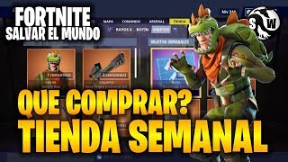 #Fortnite #SalvarElMundo | 22 DE MAYO NUEVO SOLDADO JONESY REX
