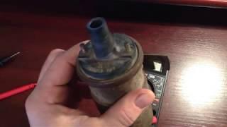 Как правильно измерять сопротивление первичной обмотки катушки зажигания