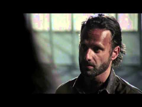 Vincent M Ward on The Walking Dead