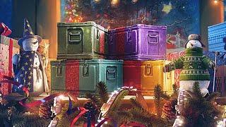 Открываю Новогодние коробки 2021 . World of Tanks