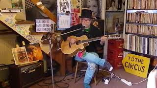 Howard Jones - Look Mama - Acoustic Cover - Danny McEvoy