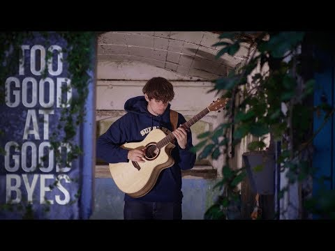 Sam Smith - Too Good At Goodbyes - Fingerstyle Guitar Cover