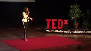 Being in the Moment | Pinky Ghelani | TEDxYouth@InternationalSchoolofKenya