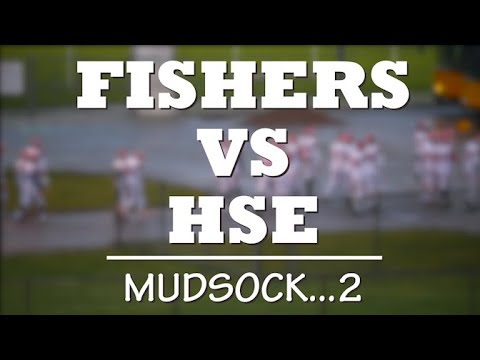 FISHERS VS HSE Mudsock #2 Football Game!