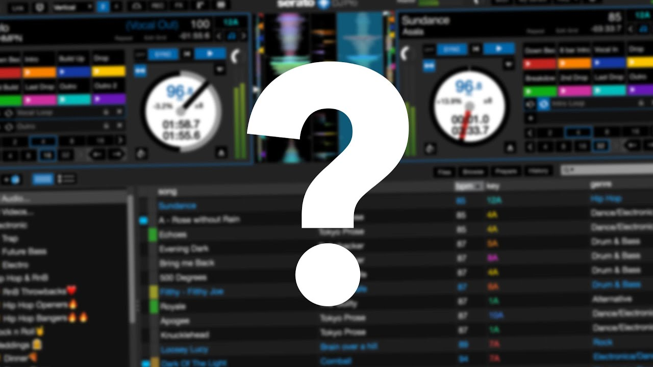 THE BEST SERATO DJ HACK... for music management!