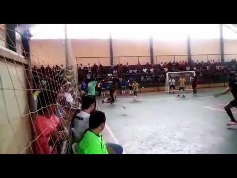 Marcelo marca e Campari de Esperantina vence Seleção de União na XX Copa Norte de Futsal