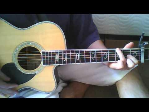 James Taylor Copperline Guitar Lesson Part 2 Youtube