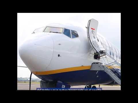 Tu nueva experiencia a bordo de Ryanair
