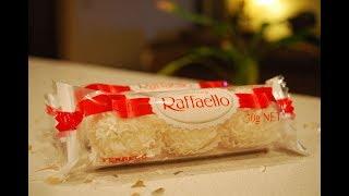 Букет из конфет Raffaelo своими руками ✔ Marine DIY Guloyan✔