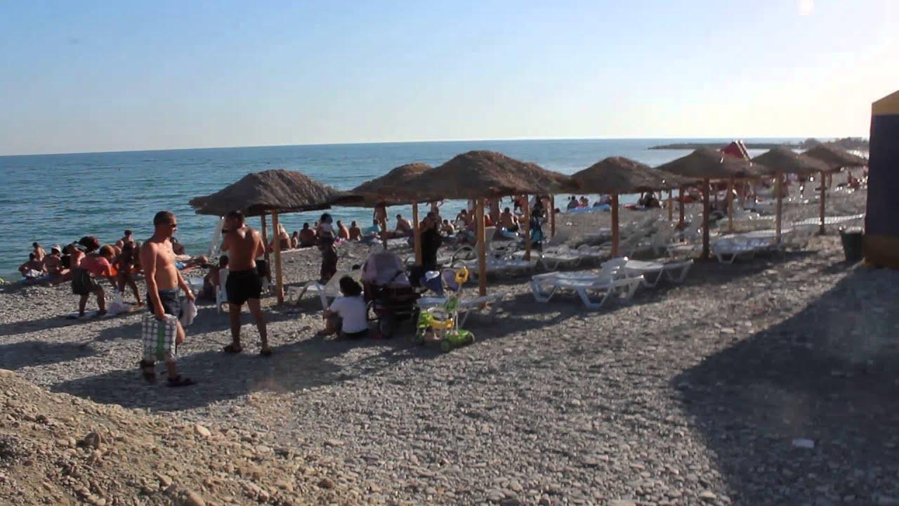 фото пляж небуг
