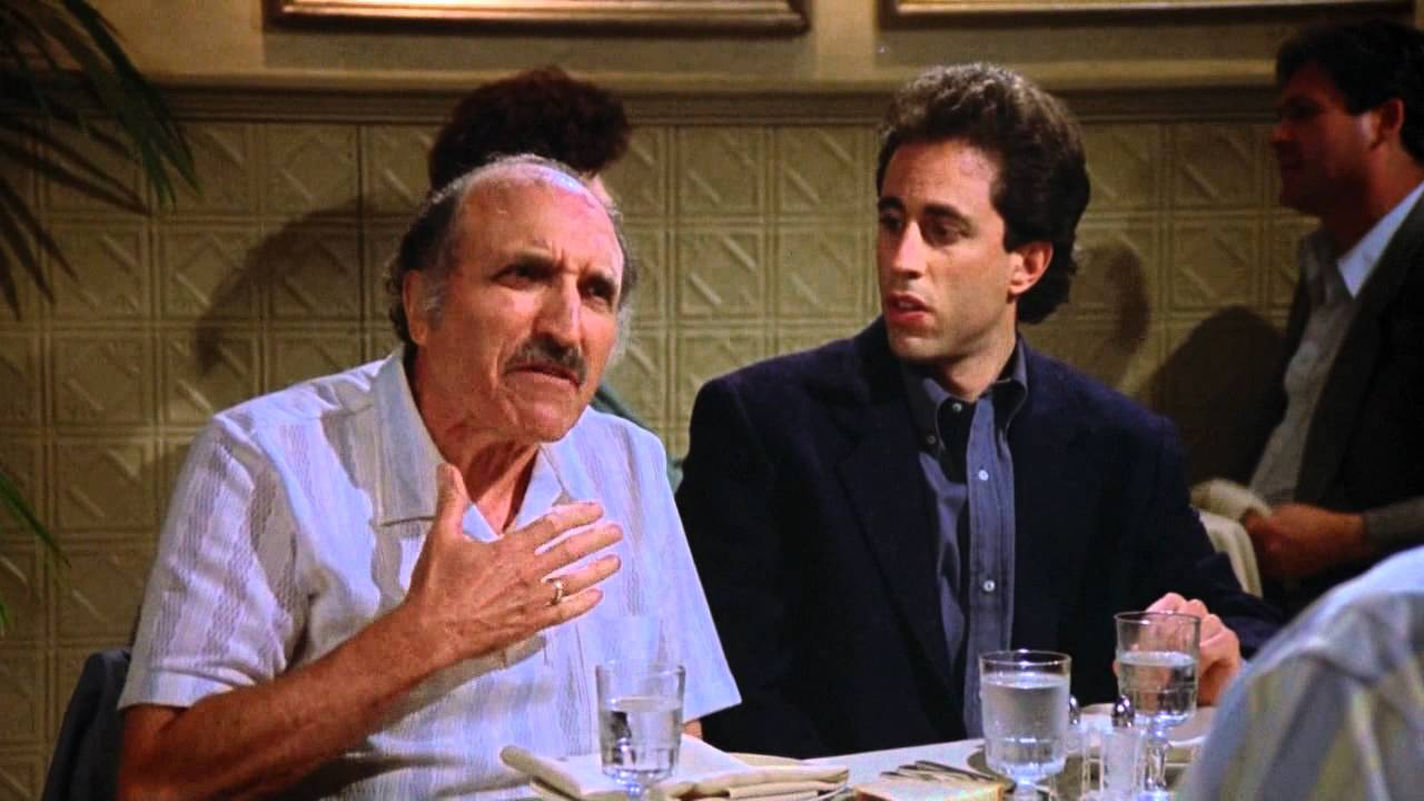 Seinfeld Uncle Leo The Watch Youtube