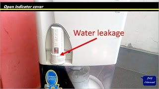 WATER LEAKAGE on pureit: HOW to improve thumbnail