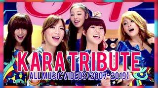 KARA (카라) - Music Evolution   2007 - 2019 #ThankYouHara