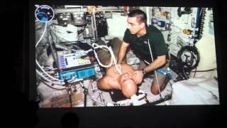Conferenza Stampa -  Luca Parmitano Presenta Gravity In Dvd Bluray Disc