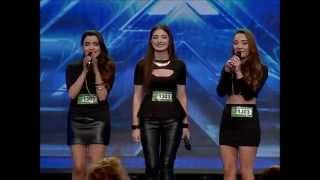 X Factor - Sparkle   X ფაქტორი - Sparkle
