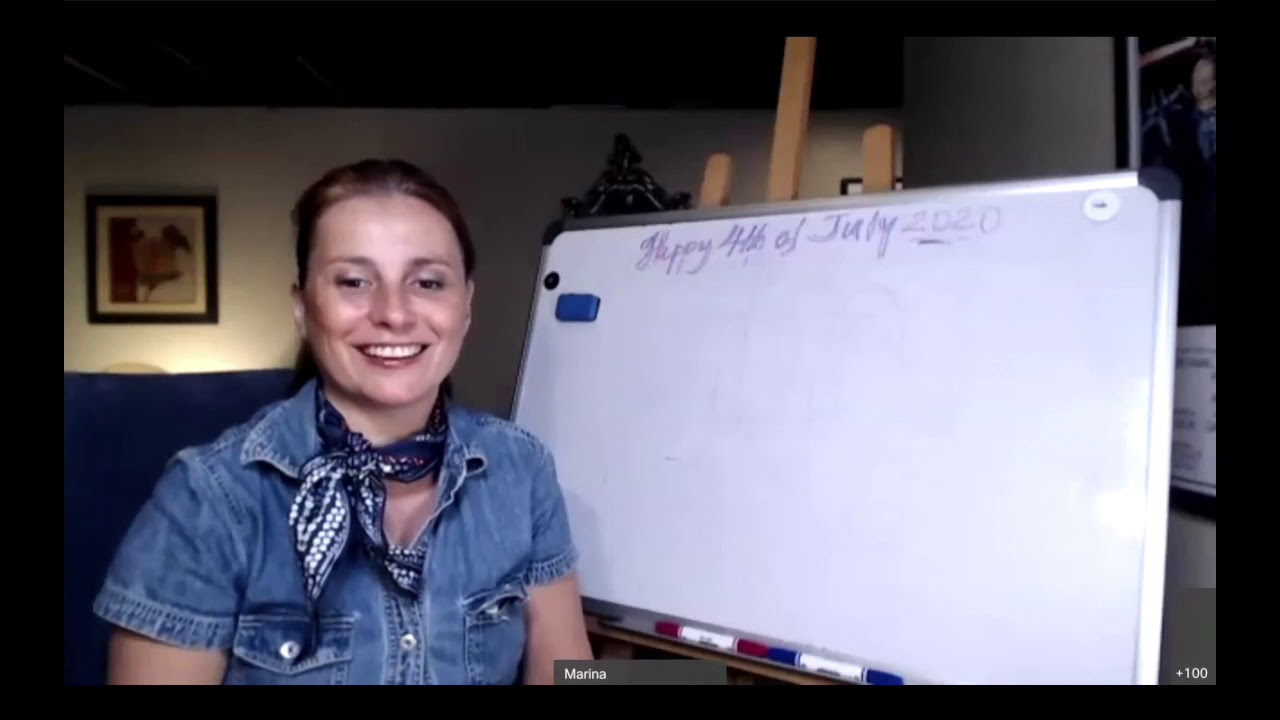 Quantum Manifestation- Marina Jacobi S3 E21 Happy 4th of July / The Council of Nine