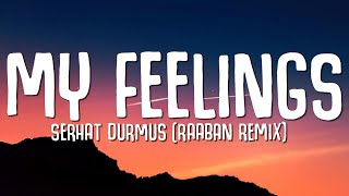 Serhat Durmus - My Feelings (Lyrics) ft. Georgia Ku (Raaban Remix)
