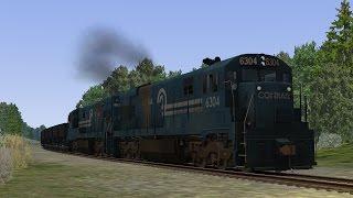 Train Simulator GE U30C