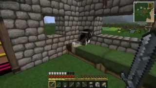 [с.1 ч.11] Minecraft с кошкой - Ломай ёе полностью