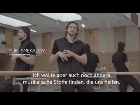 Paquita - Mariinsky Ballett - Choreograf Yuri Smekalov im Interview