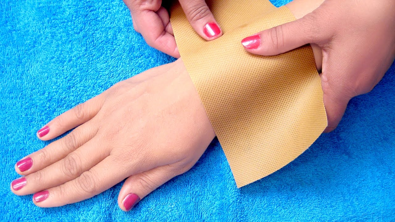 Beauty Tips For Hand Waxing At Home - Hand Waxing Tutorial By Beautician  Sonia Goyal - Beauty Tips