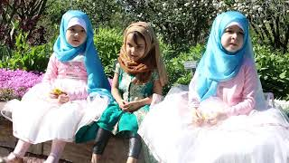 "Trailer: An Amazing Chechen Nasheed ""ya Allah"" By Maryam And Fatima"