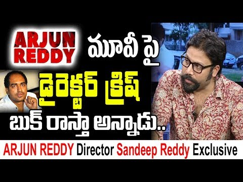 Exclusive Interview with Sandeep Reddy | Arjun Reddy Director | 10TV