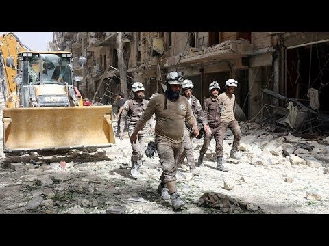 Plan to stage chemical attack revealed by Syrian resident
