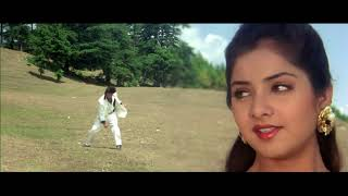 Old #Hind #Song Aisi Deewangi Dekhi Nahi Kahi Deewana Song Shahrukh  #Divya