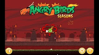 Angry Birds Seasons. Year of The Dragon (level 1-14) 3 stars Прохождение от SAFa