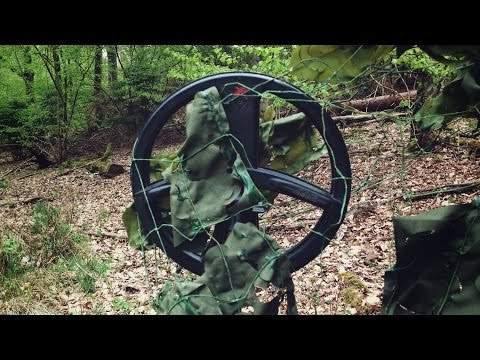 Metal Detecting (former) US ARMY Training Area