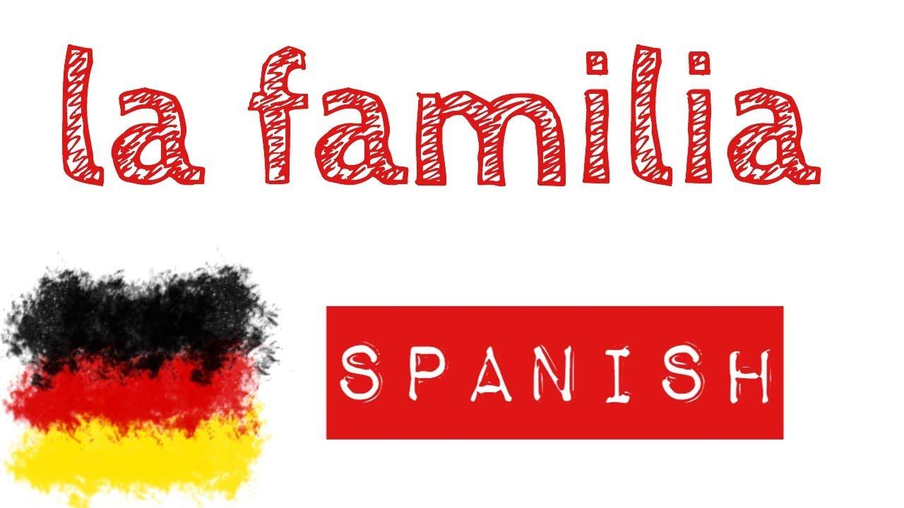 La Familia Frases En Alemán Con Traducción Para Principiantes A1a2 Aprender Alemán