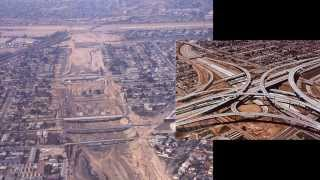 13-45 Los Angeles #11 of 14: The Century Freeway I-105