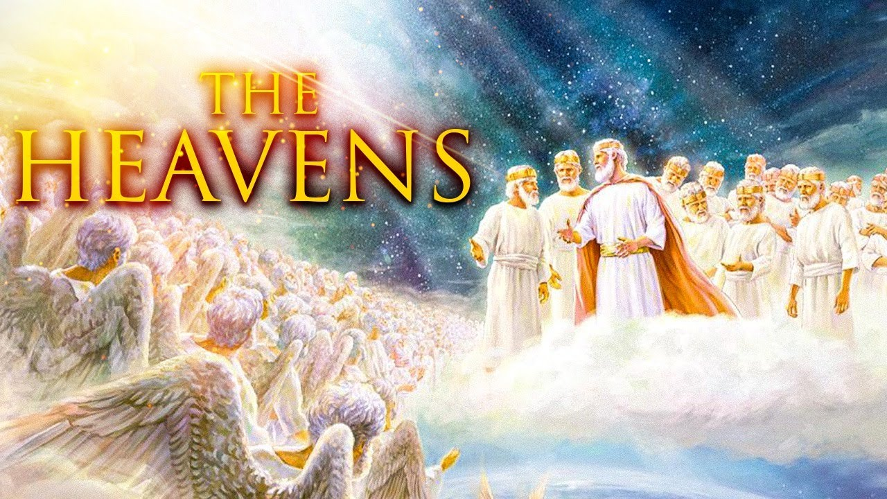 An Amazing Fact About Heaven That Most People Don't Know About - THE THREE HEAVENS REVEALED!