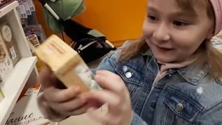 😍ШОПИНГ В ДЕТСКОМ МАГАЗИНЕ /shopping in a children's store