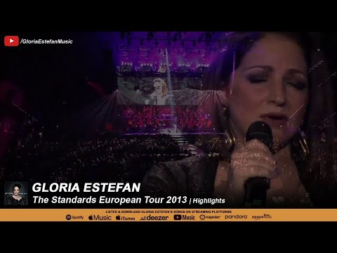 Gloria Estefan SOLD OUT European Tour 2013 Mp3