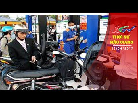 Thời Sự Hậu Giang   Triệt phá địa điểm kinh doanh xăng dầu trái phép   Ngày 22/04/2017