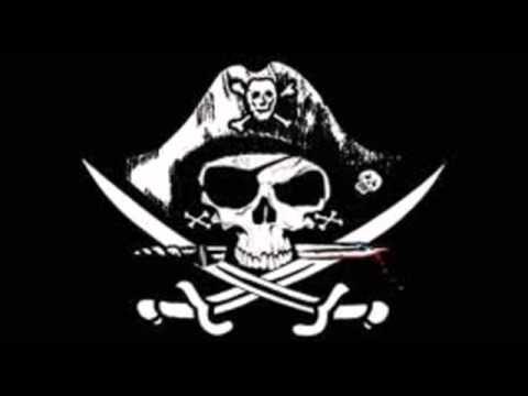 Piratenhits- Ze was zo mooi als de mississippi